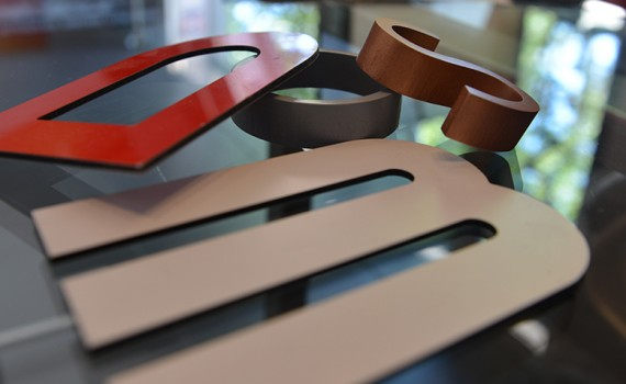 Letras corp reas materiales para su fabricaci n - Fabricacion letras corporeas ...