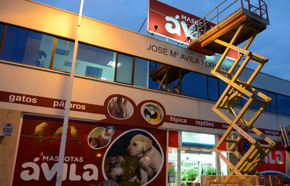 tienda animales Ávila
