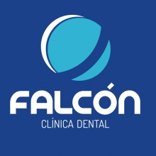 logotipo clinica dental falcón