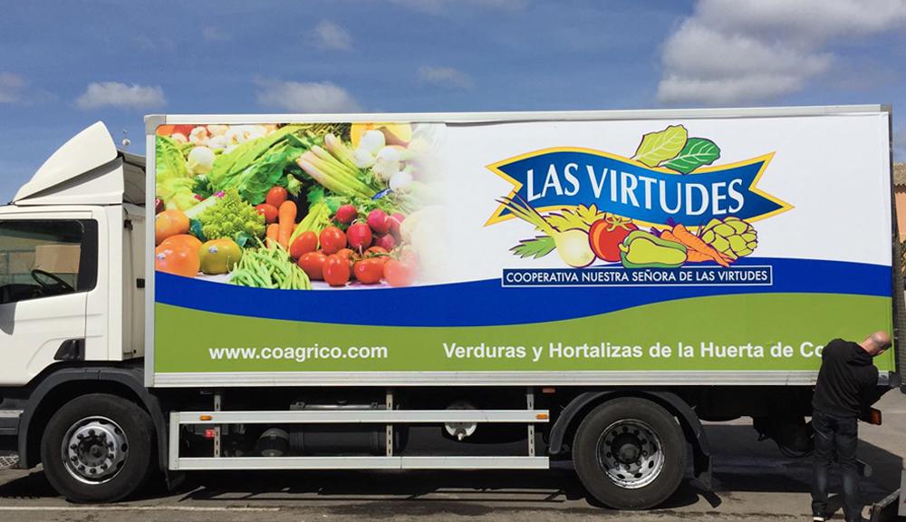 rotulación camión las virtudes-2
